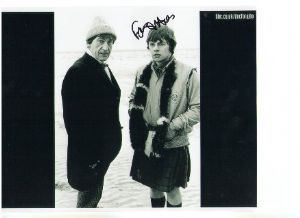 Frazer Hines from Doctor Who Signed 10 x 8 Photograph